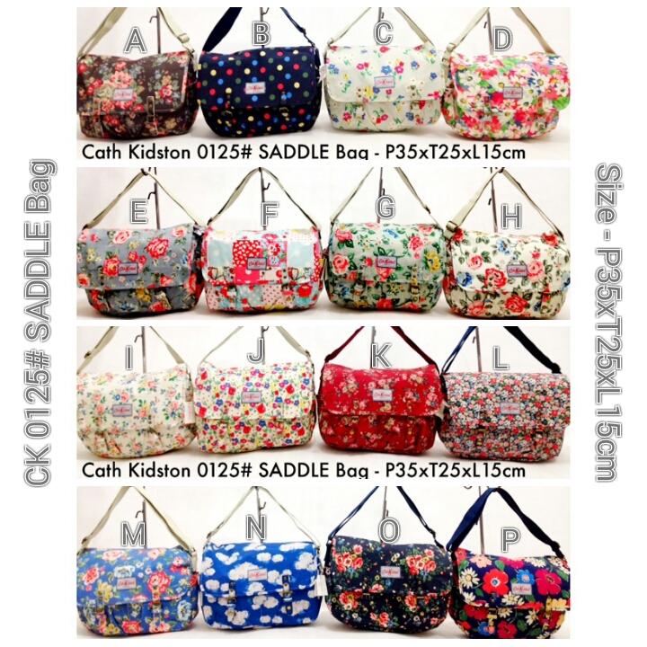 313646b453 Kipling Shop Indonesia  Cath Kidston 0125  SADDLE Bag - Rp 200.000