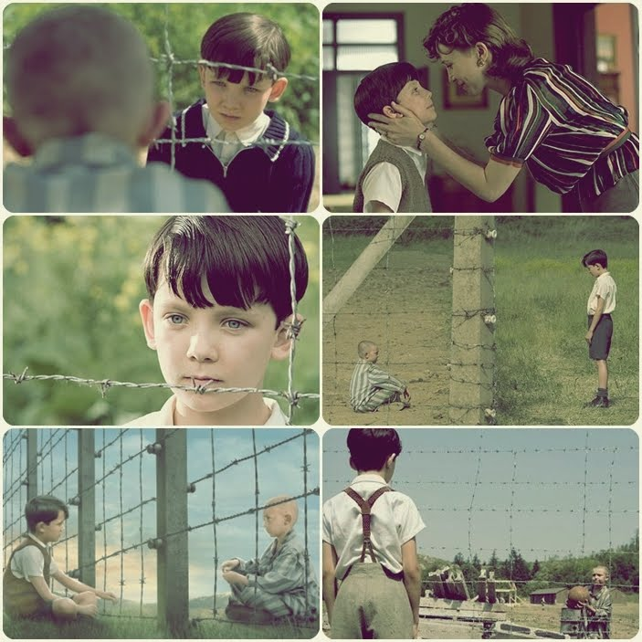 boy in the stripped pyjamas and Revolving around an eight-year-old boy, bruno, the son of a general social imperialism he and his family move to a rural area and there he finds a farm despit his parents' warning, he make friend with a boy in striped pyjamas.