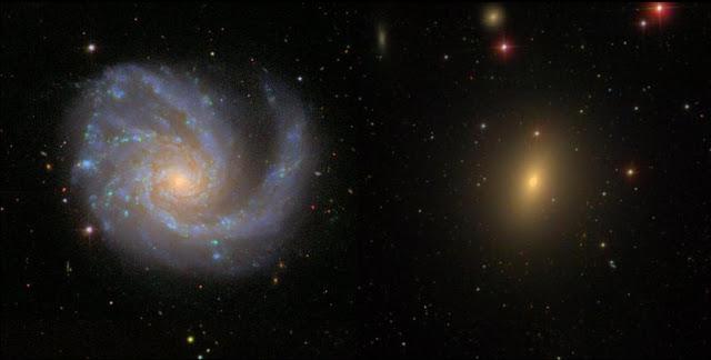 galaxias espirales
