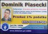 1% dla Dominika