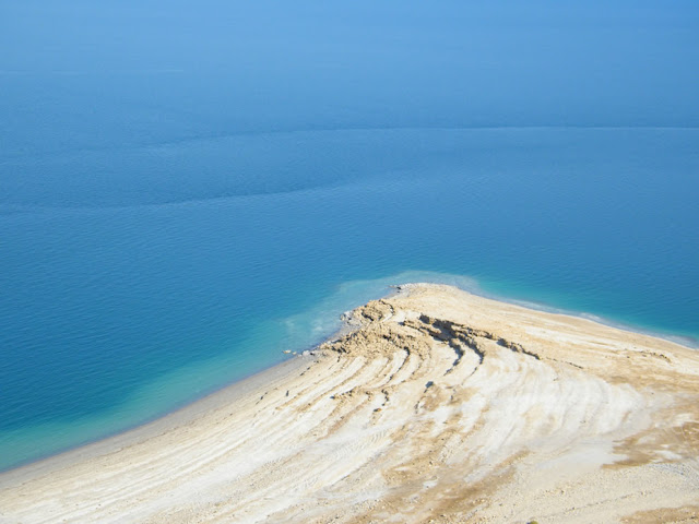 Dead Sea - The Lowest Point on Earth