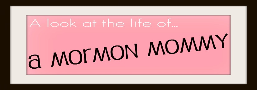 A Mormon Mommy