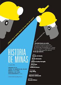 """HISTORIA DE MINAS"""