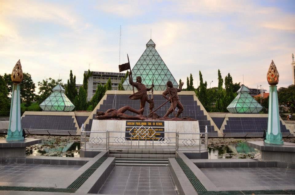 Monumen dan Museum Taman Makam Pahlawan