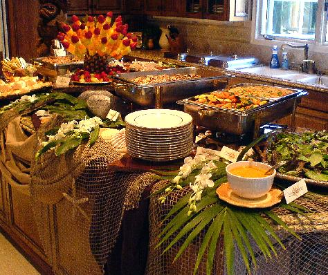 elegant hawaiian party ideas - photo #9
