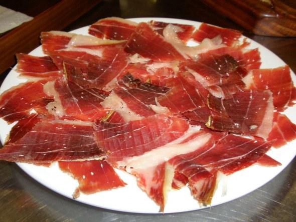 Nueva york y yo con estos pelos comida kosher no se - Platos con jamon iberico ...