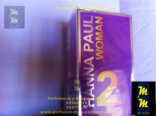 perfume hanna paul woman 2