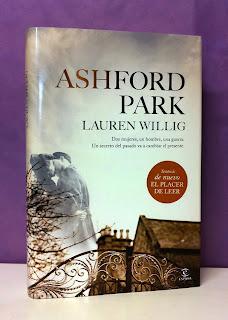 Portada del libro Ashford Park