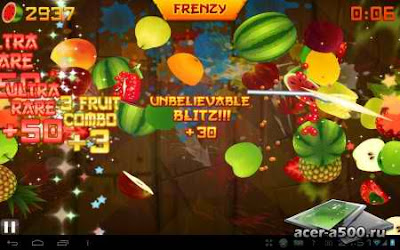 Fruit Ninja for Android video Trailer