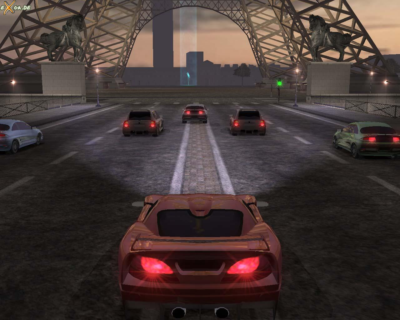 Midnight Club Los Angeles version for PC