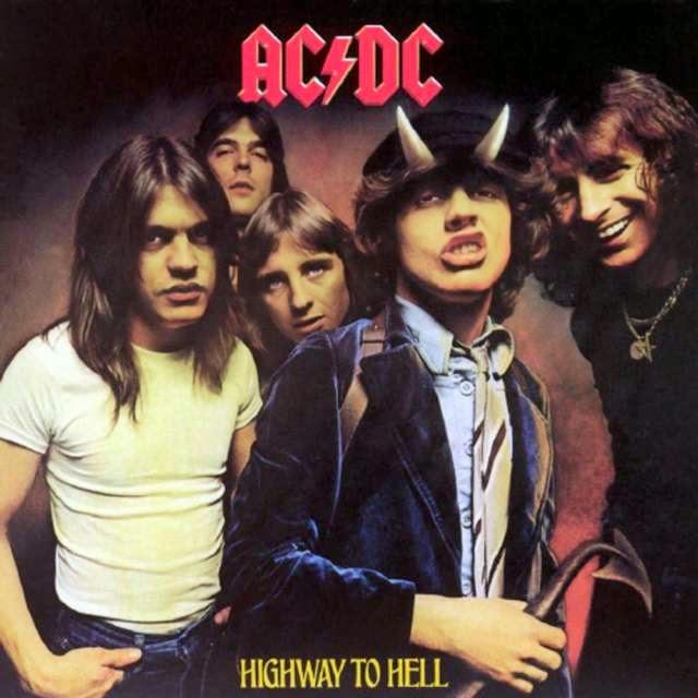 """Las mejores 500 canciones según NME: #478 AC/DC – """"Highway To Hell"""""""