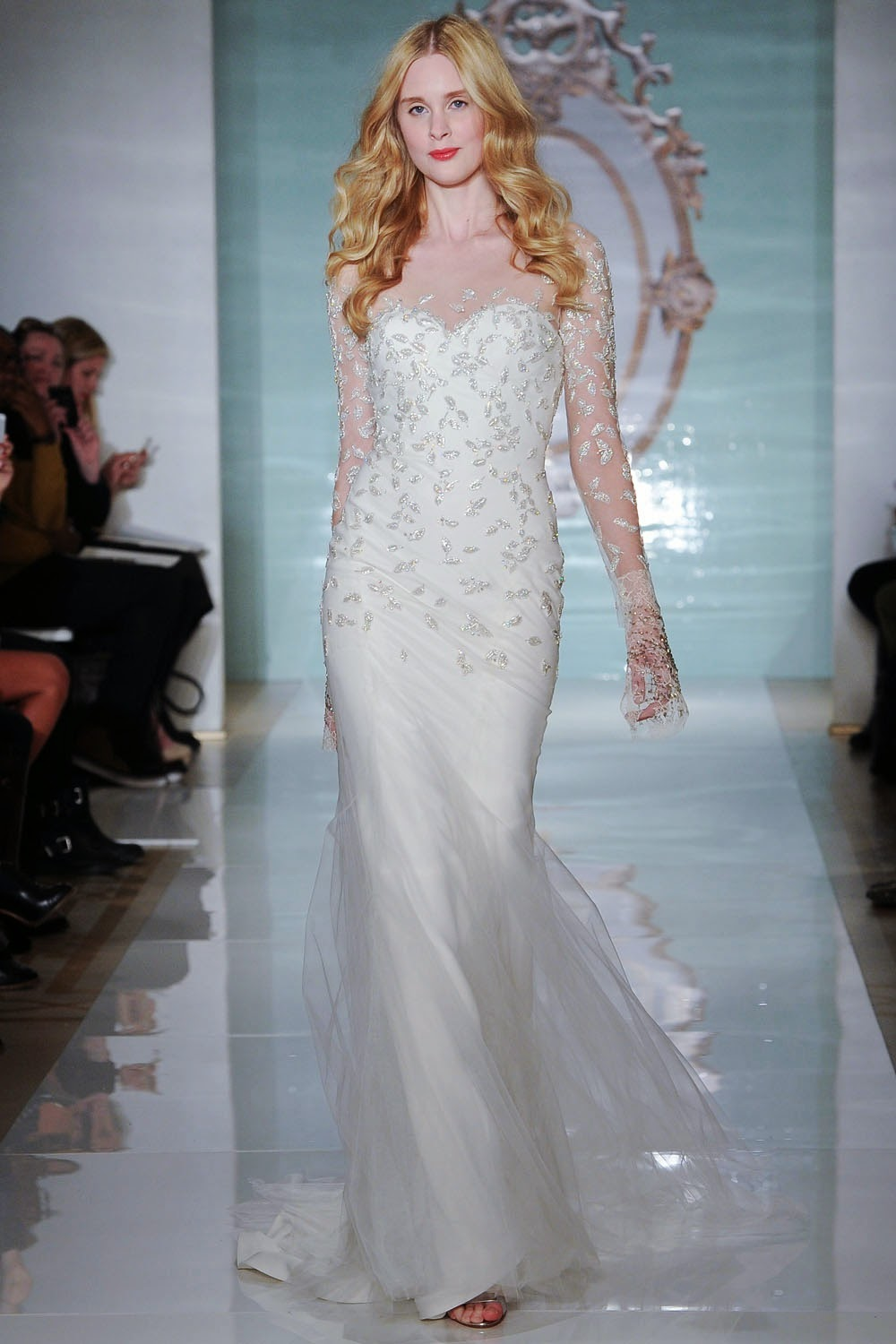 Reem Acra Spring 2015 Wedding Dresses