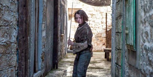 Arya Star Juego de Tronos 5 temporada