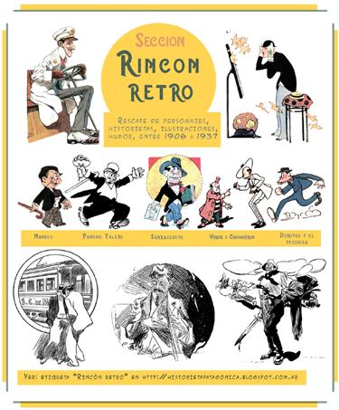 SECCION Rincón Retro