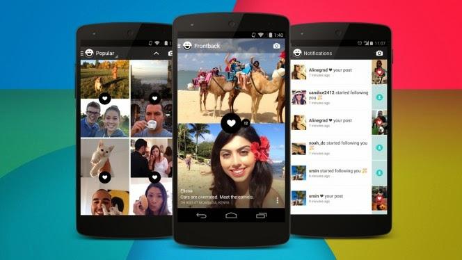 أفضل 3 تطبيقات اندرويد لإلتقاط صور سيلفي