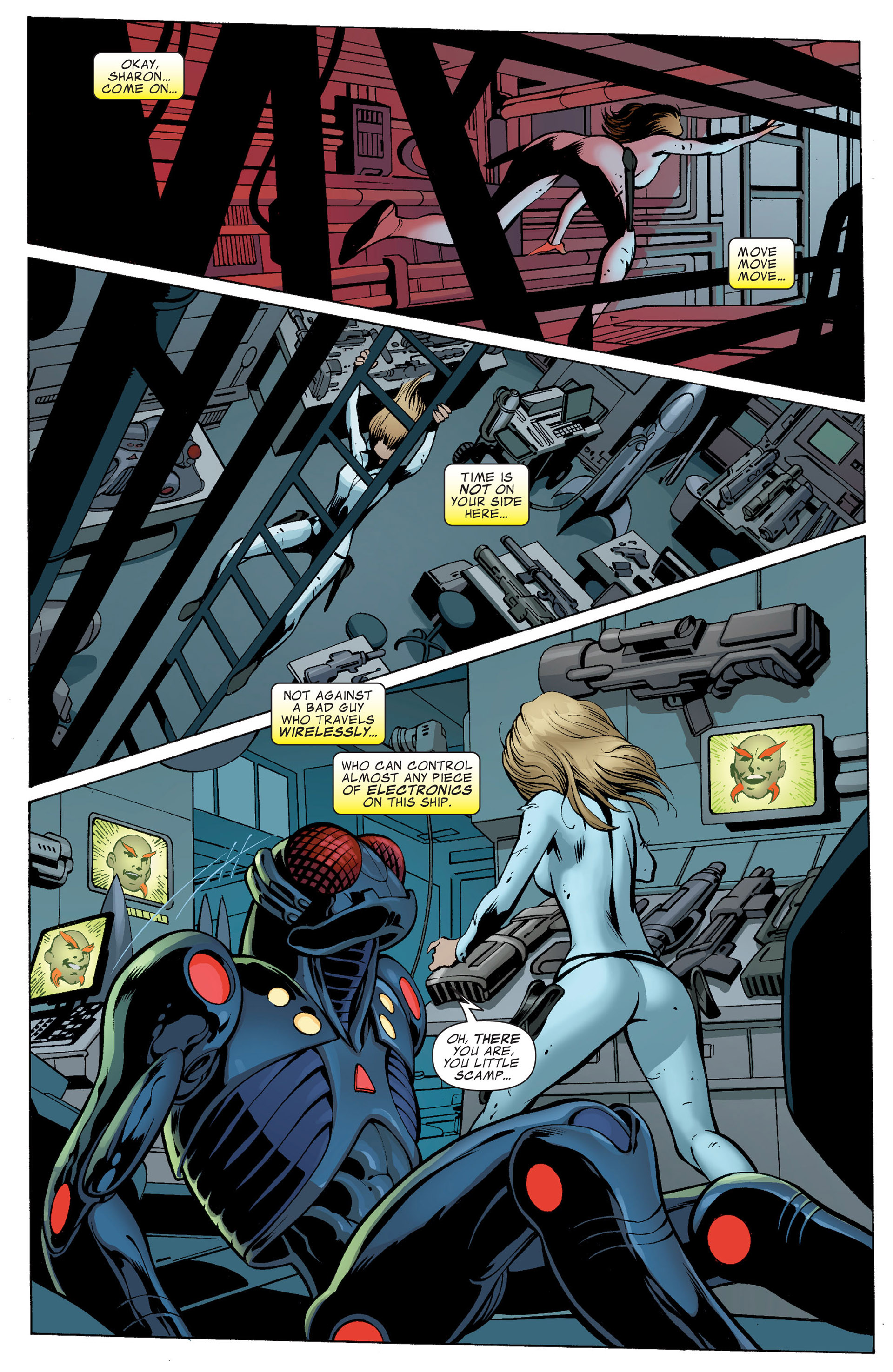 Captain America (2011) Issue #9 #9 - English 11
