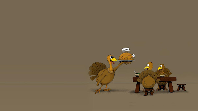 Funny HD Thanksgiving wallpapers for iPhone 5 (4)