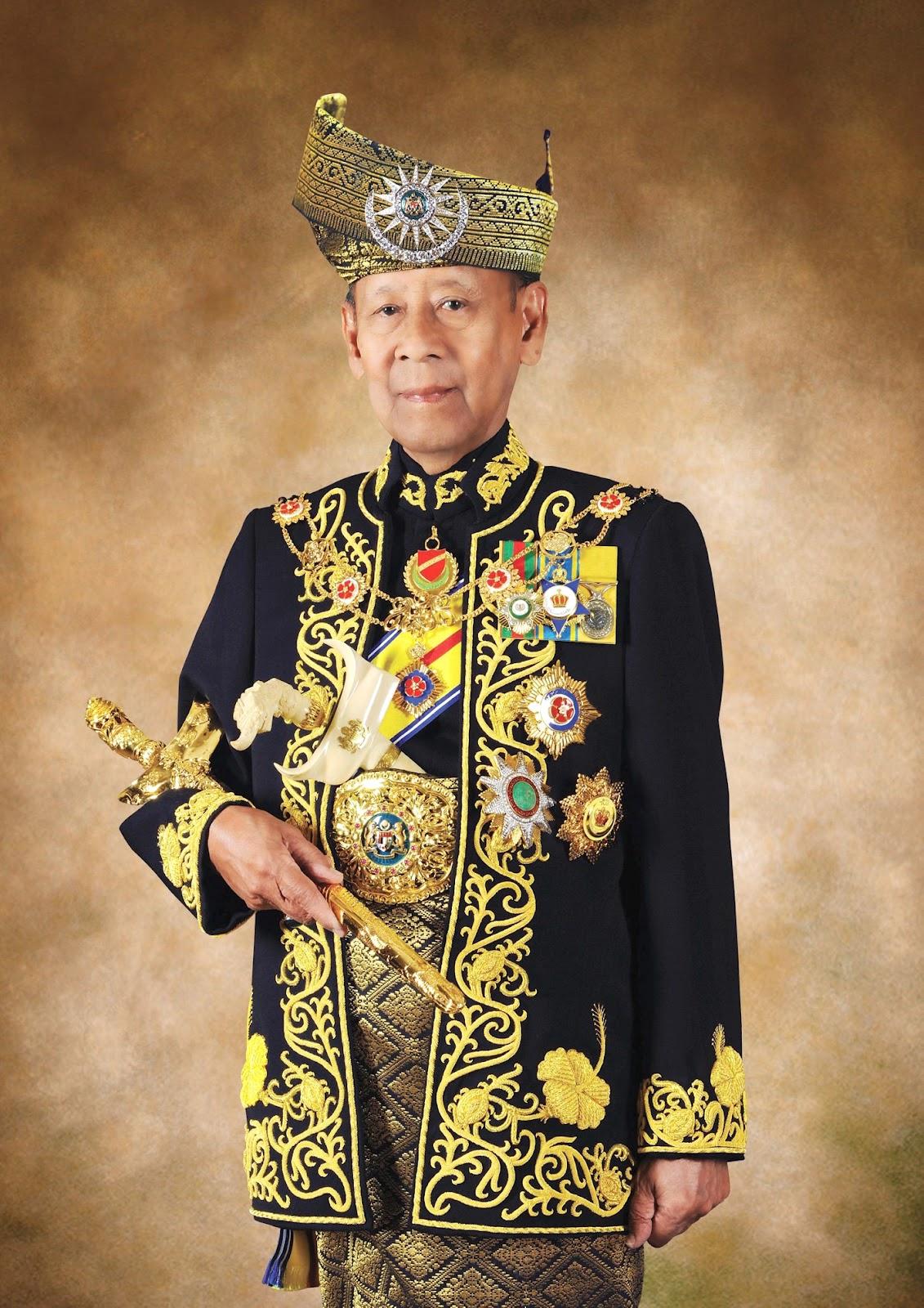 SPB Tuanku Abdul Halim menjadi Agong buat kali keduanya
