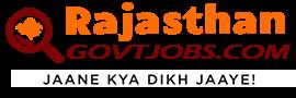 Raj Govt Jobs