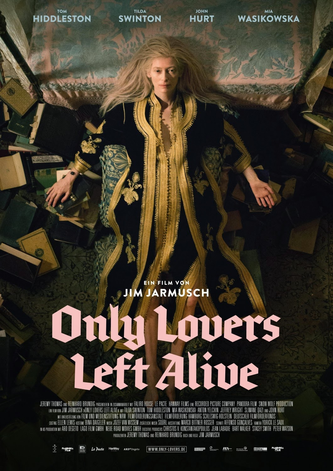 Watch Only Lovers Left Alive Online Free