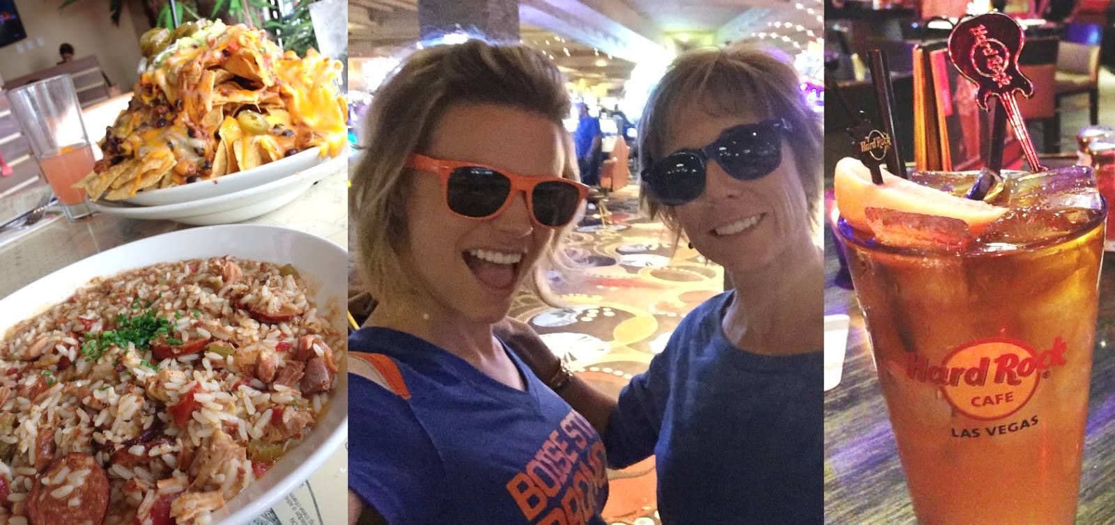 Jimmy Buffet's Margaritaville, Boise State traveling fans, Boise State at UNLV game