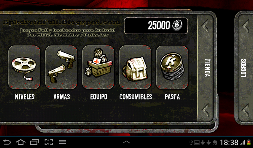 House of the Dead Hack dinero infinito [Apk+SD] [Android] [No Root