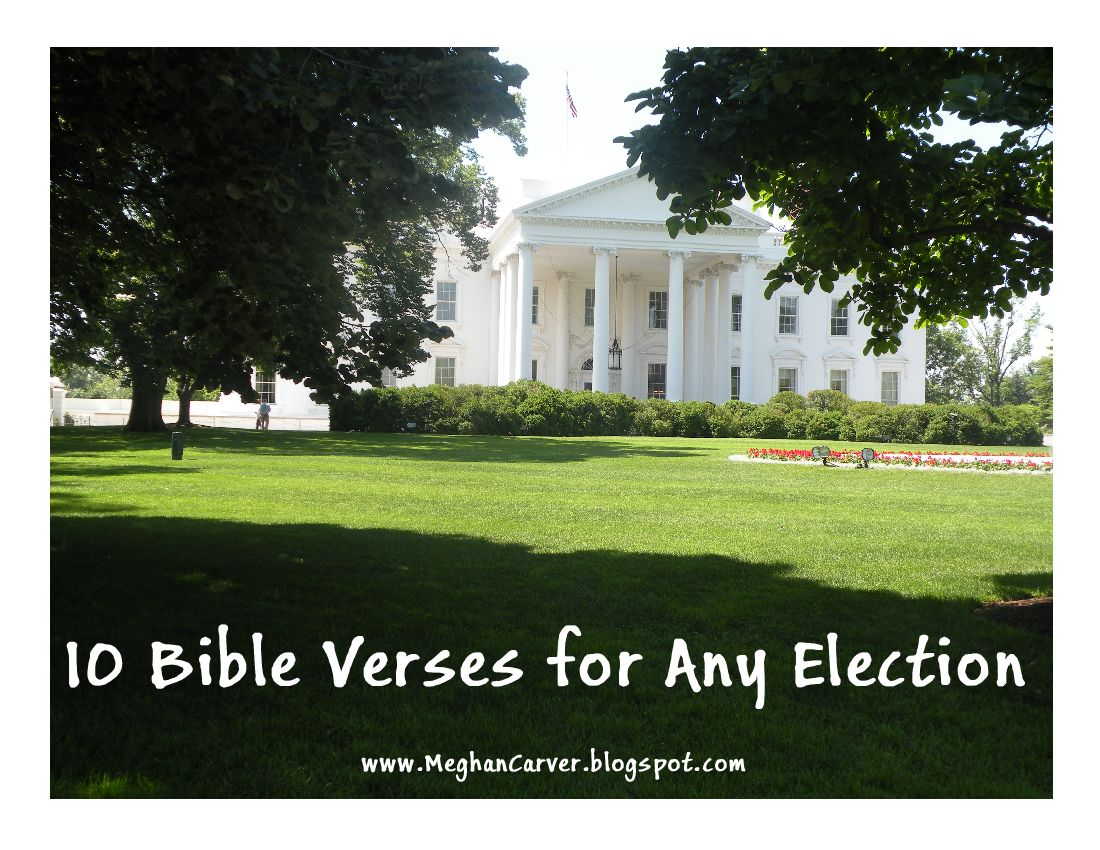 Bible Quotes About Peace Meghan Carver Ten Bible Verses For Peace During Any Election