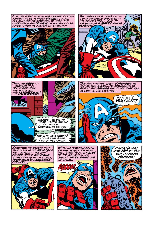 Captain America (1968) Issue #193 #107 - English 7