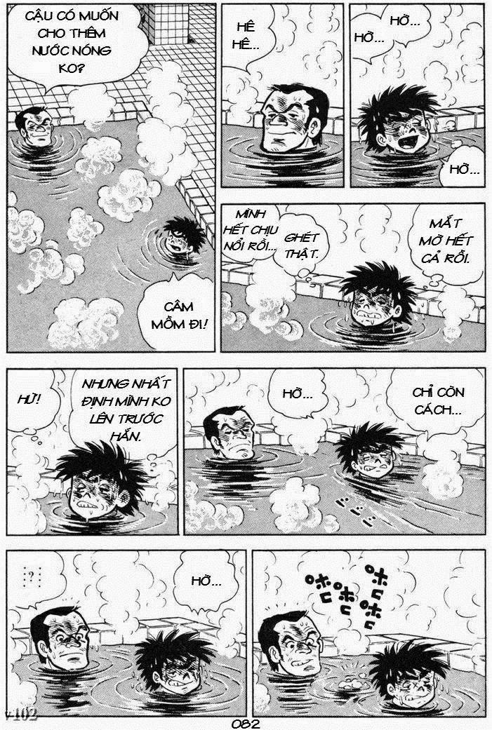 Siêu quậy Teppi chap 90 - Trang 37