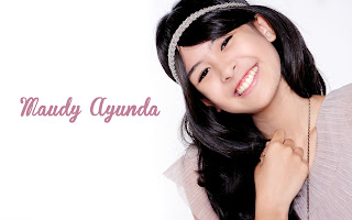 Maudy Ayunda cute Wallpaper