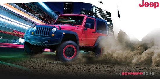 Jeep Wrangler Slim