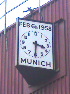Desastre aéreo de Munich, United, 1958