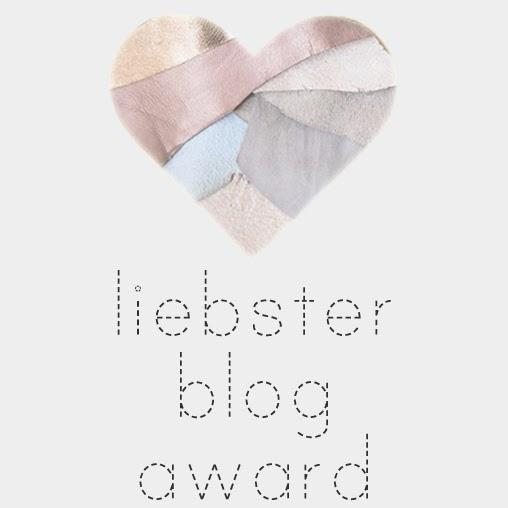 First Liebster Award
