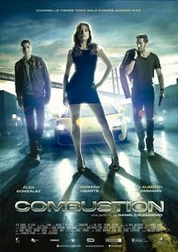 Hãy Đốt Cháy Em - Combustión () Poster
