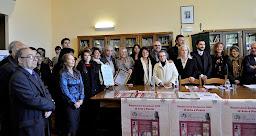 PRESENTAZIONE CALENDARIO 2016, DELL'ACCADEMIA DEI BRONZI, CATANZARO
