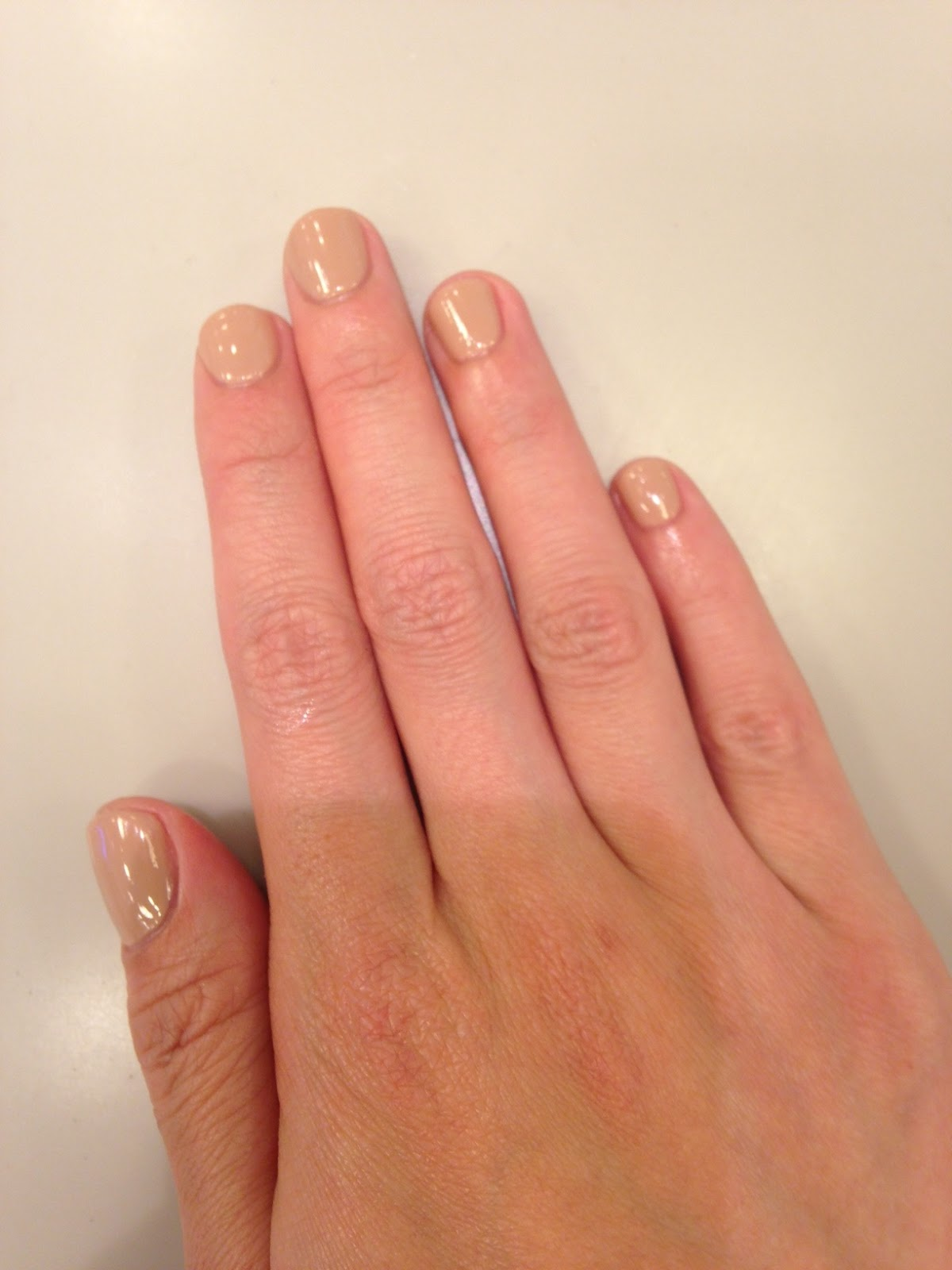 beautyorbread: A Sharing: Gel Manicure at Nails Inc
