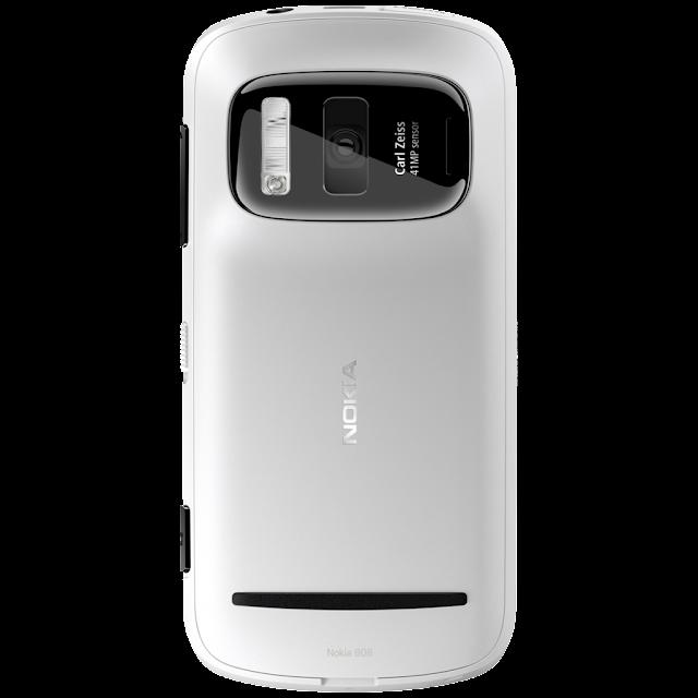 Impresionante cámara de 41 megapixeles, Nokia 808 Pureview