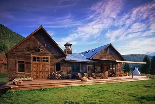 10 places to honeymoon for the year 2014 Dunton Hot Springs Hotel, Colorado, USA