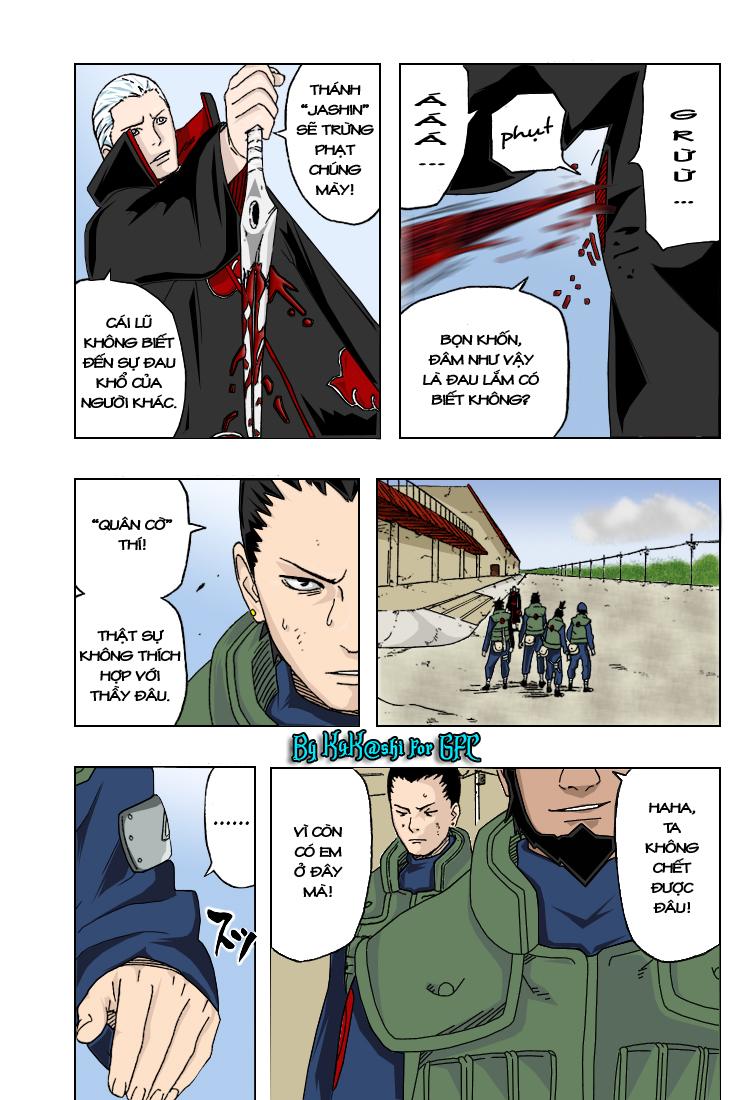 Naruto chap 323.Color Trang 9 - Mangak.info