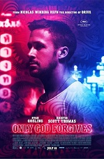 only god forgives poster gosling 595x907 Suspense