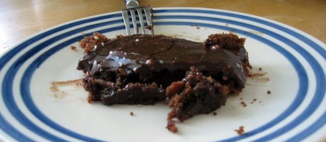 Chocolate Sheet Cake by freshfromthe.com