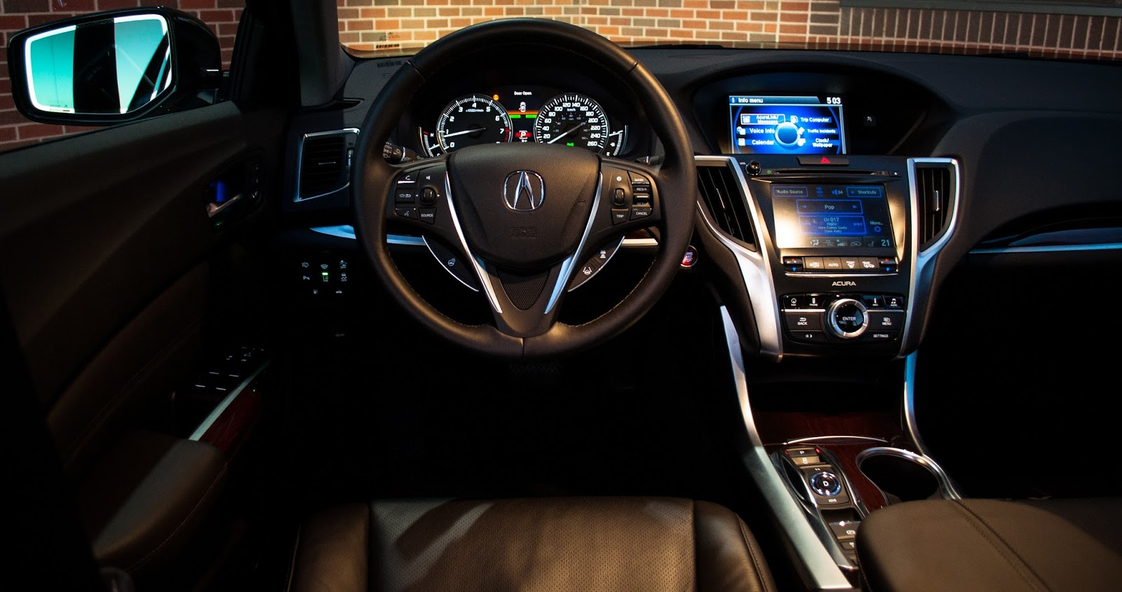 2015 acura tlx v6 sh awd review it 39 s for eating