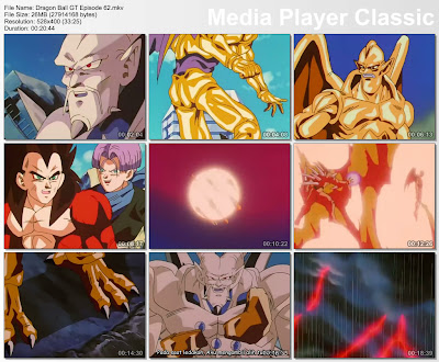 Download Film / Anime Dragon Ball GT Episode 62 Bahasa Indonesia