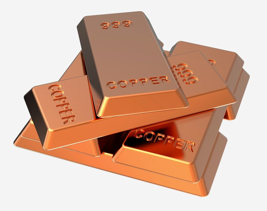 South Africa plans on declaring copper as a precious metal