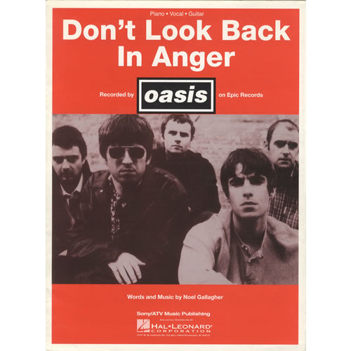OK-CHORDS: Don\'t Look Back in Anger by OASIS
