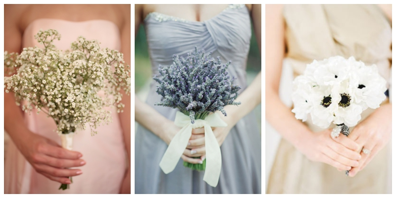 Wedding Flowers Ideas For Bridesmaids : Before the big day wedding trends of bunchy bridal