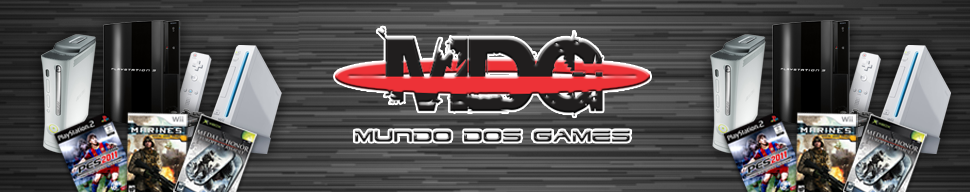 ::: Blog MDG  :::  Mundo dos Games