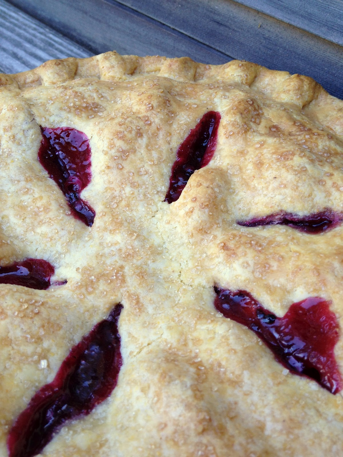 How To Make Peach Pie Out Of Frozen Peaches