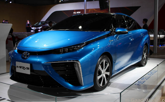 2019 toyota mirai fuel cell cost mpg price review new suv cars