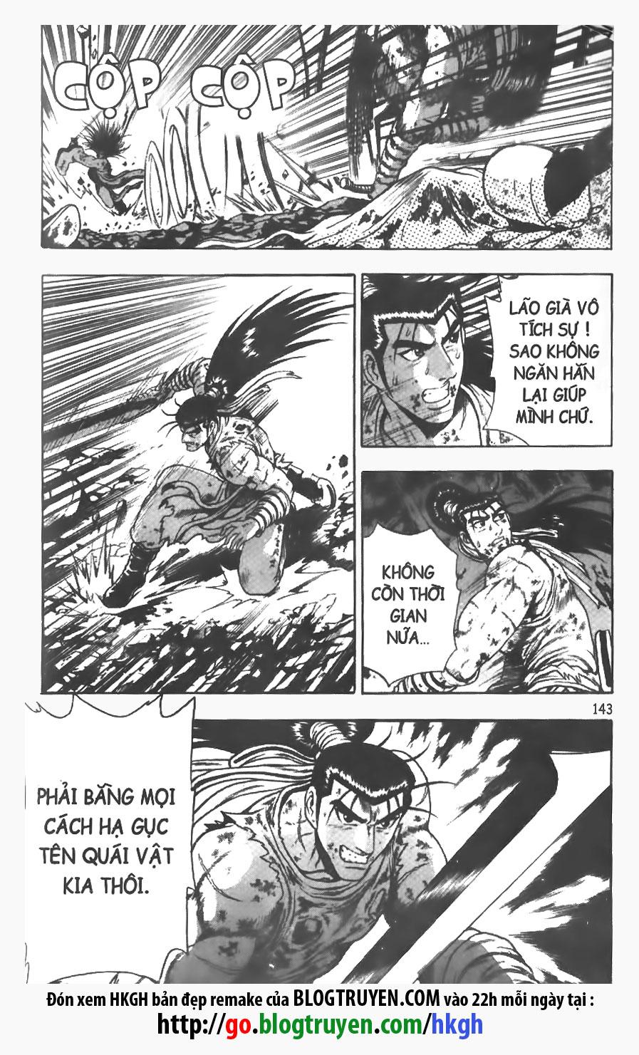 Hiệp Khách Giang Hồ - Hiệp Khách Giang Hồ Chap 108 - Pic 23